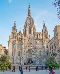 Cathedral 245x300 - Visita Gótica Autoguiada por Barcelona