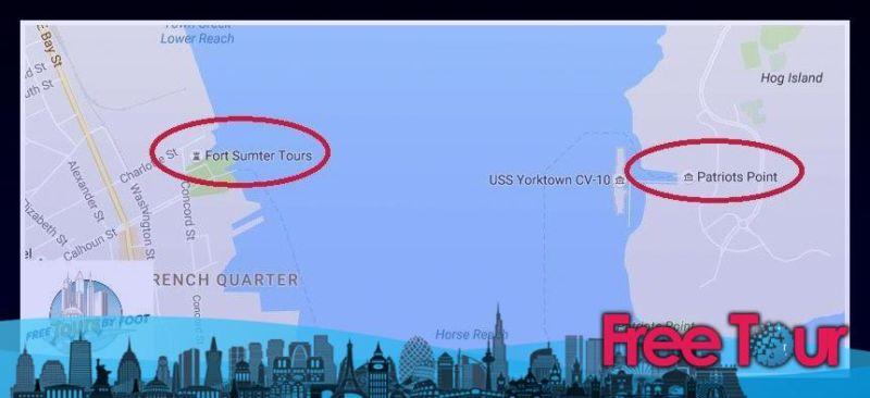 Fort Sumter Ferry - Fort Sumter Tours | Cómo Llegar