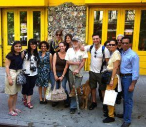 Mosaic Man East Village 300x260 - Cosas que ver y hacer en el East Village