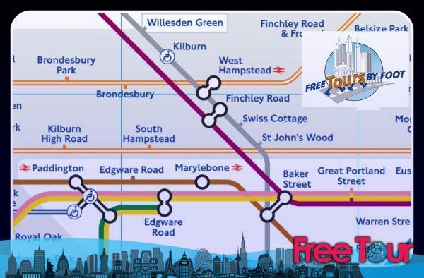 aeropuerto de heathrow a londres con el metro 6 - Cómo usar el metro de Londres