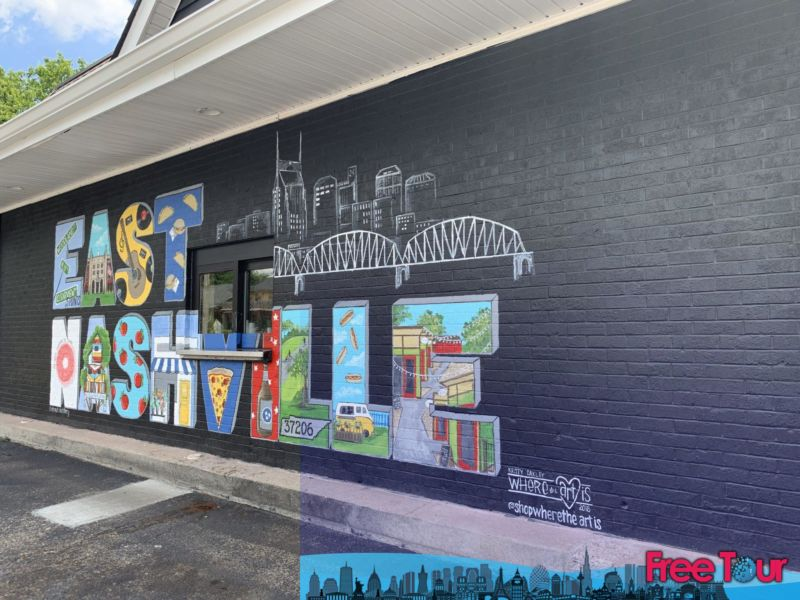 al este de nashville comidas amp arte callejero tour a pie 16 - Al este de Nashville: Comidas & Arte Callejero Tour a Pie