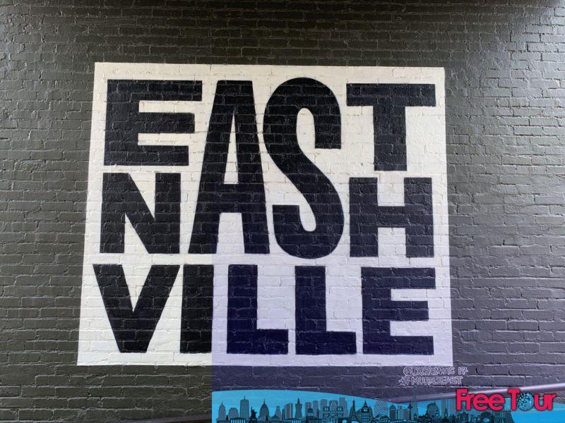 al este de nashville comidas amp arte callejero tour a pie 9 - Al este de Nashville: Comidas & Arte Callejero Tour a Pie