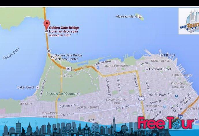 Caminando por el Puente Golden Gate   Una Guía del Visitante