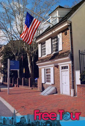 Casa Betsy Ross | Planifique su visita