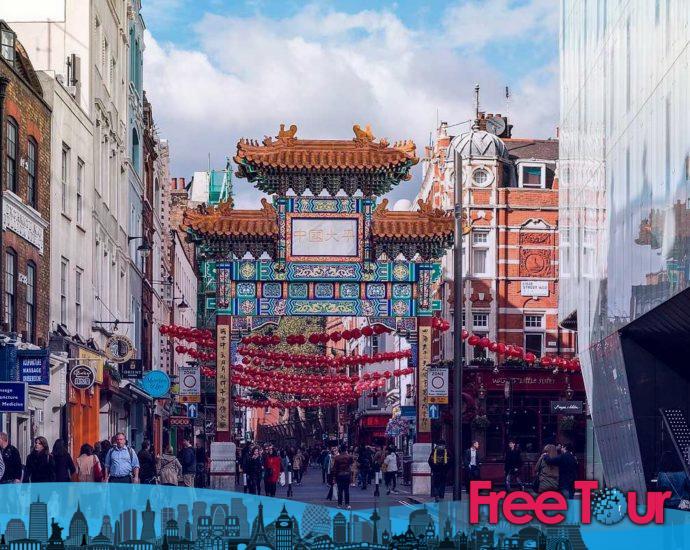 Chinatown en Londres