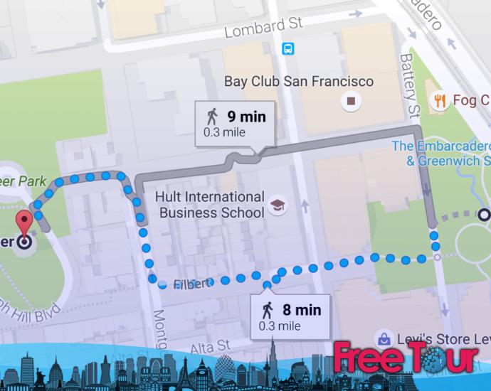 Coit Tower | Cubierta de Observación de San Francisco