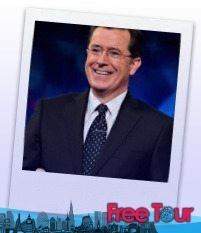 Cómo conseguir entradas para The Late Show con Stephen Colbert