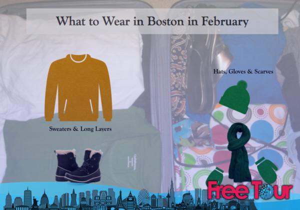 como es el clima en boston durante febrero 3 - ¿Cómo es el clima en Boston durante febrero?