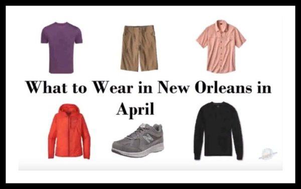 como es el clima en nueva orleans durante el mes de abril 3 - ¿Cómo es el clima en Nueva Orleans durante el mes de abril?