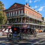 El tiempo en Nueva Orleans en noviembre