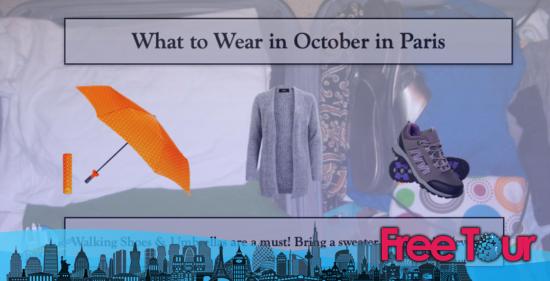 como es el tiempo en paris en octubre 3 - ¿Cómo es el tiempo en París en octubre?