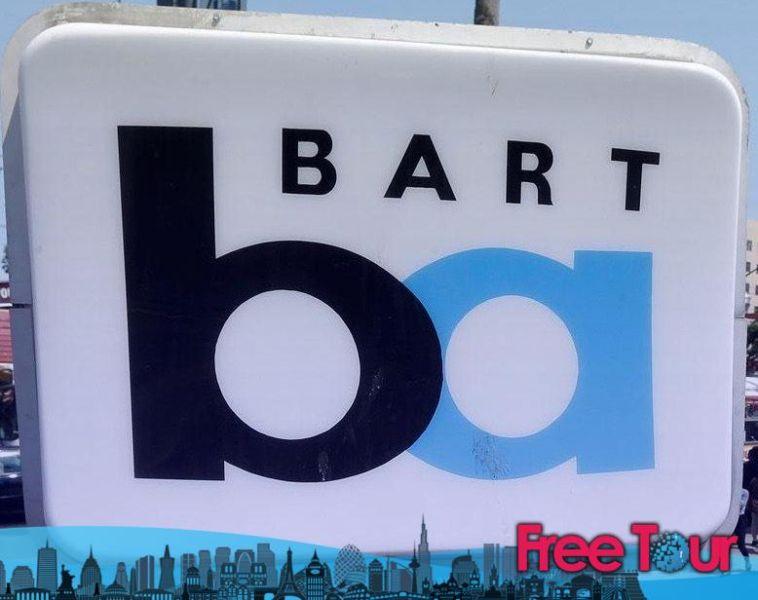 como montar bart en san francisco - Cómo Montar BART en San Francisco