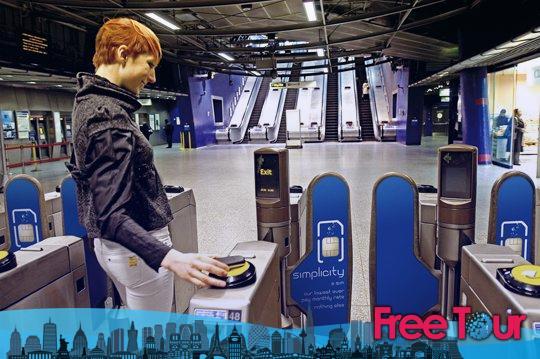 como usar el metro de londres 2 - Cómo usar el metro de Londres