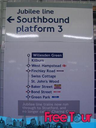 como usar el metro de londres 3 - Cómo usar el metro de Londres