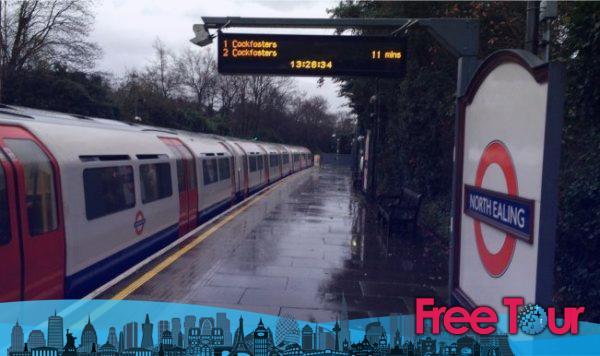 como usar el metro de londres 4 - Cómo usar el metro de Londres