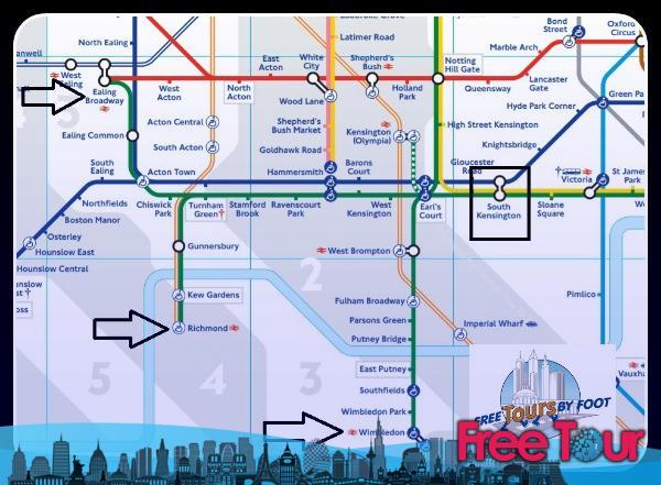 como usar el metro de londres 5 - Cómo usar el metro de Londres