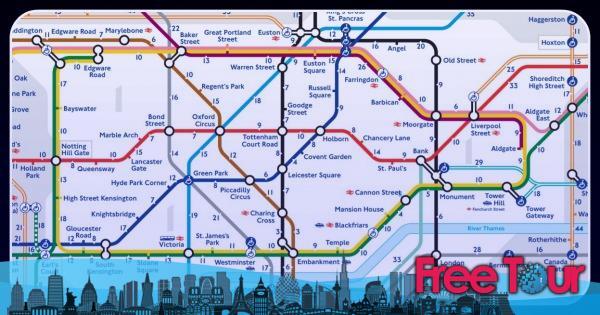 como usar el metro de londres 6 - Cómo usar el metro de Londres