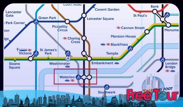 como usar el metro de londres 7 - Cómo usar el metro de Londres