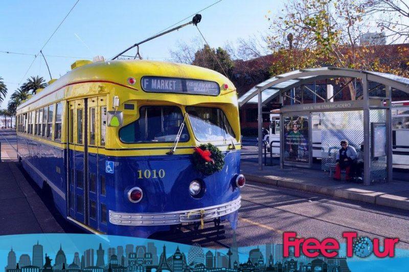 como viajar en el tranvia historico de san francisco 2 - Cómo viajar en el tranvía histórico de San Francisco