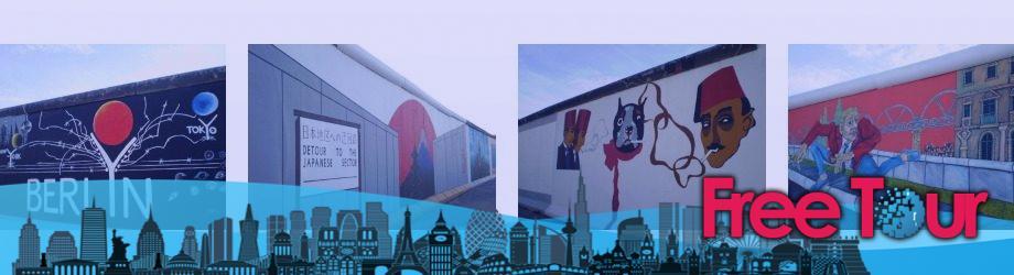 Cómo visitar la East Side Gallery en Berlín