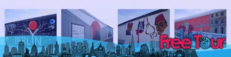 como visitar la east side gallery en berlin - Cómo visitar la East Side Gallery en Berlín