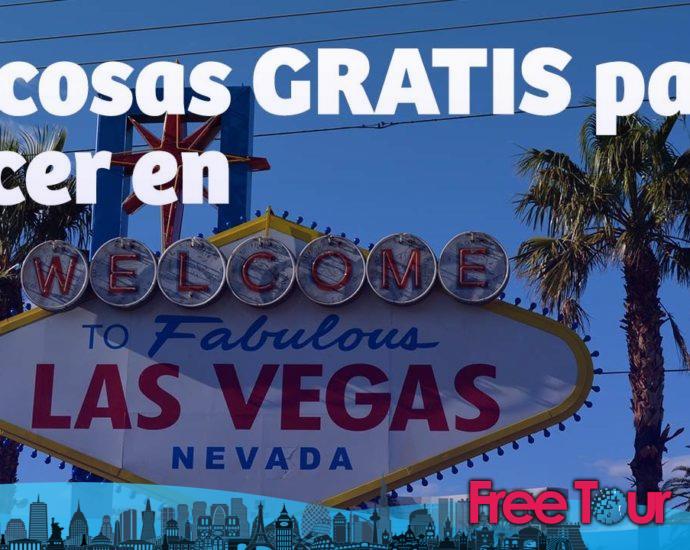 cosas gratis que hacer en las vegas 690x550 - Cosas gratis que hacer en Las Vegas