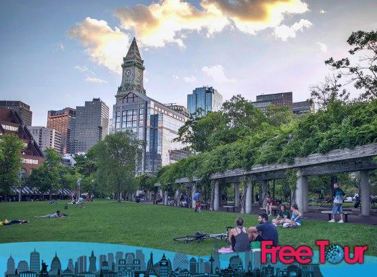 Cosas que hacer en Boston en agosto