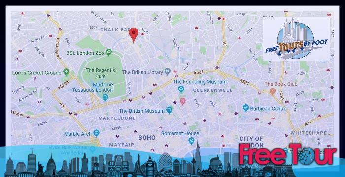 Cosas que hacer en Camden Town