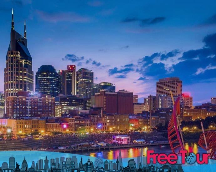 Cosas que hacer en Nashville en julio