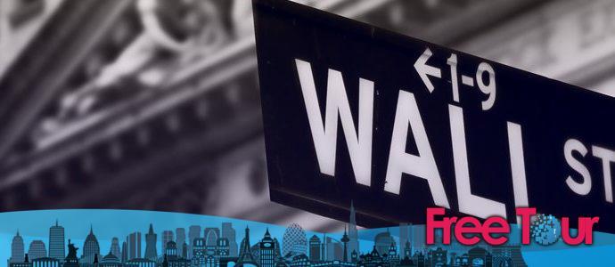 Cosas que hacer y ver en Wall Street