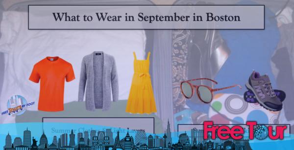 cual es el tiempo en boston en septiembre 3 - ¿Cuál es el tiempo en Boston en septiembre?