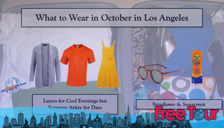 cual es el tiempo en octubre en los angeles 3 - ¿Cuál es el tiempo en octubre en Los Ángeles?