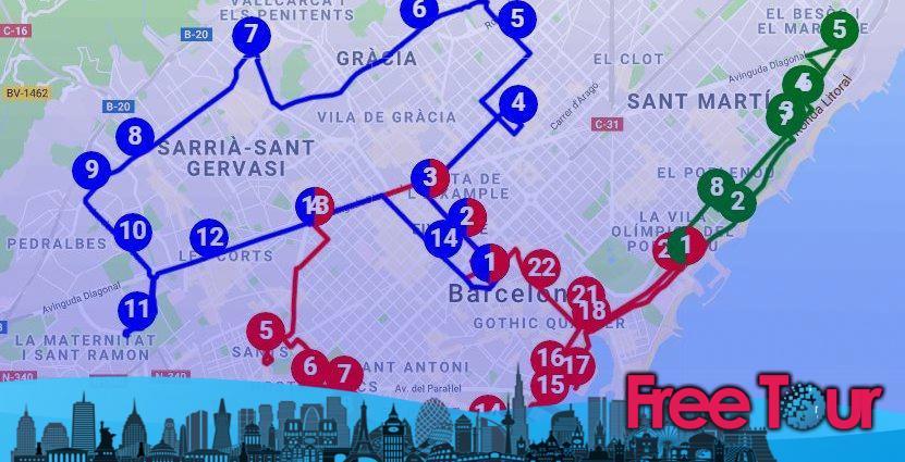 ¿Cuál es la mejor excursión en autobús a Barcelona?