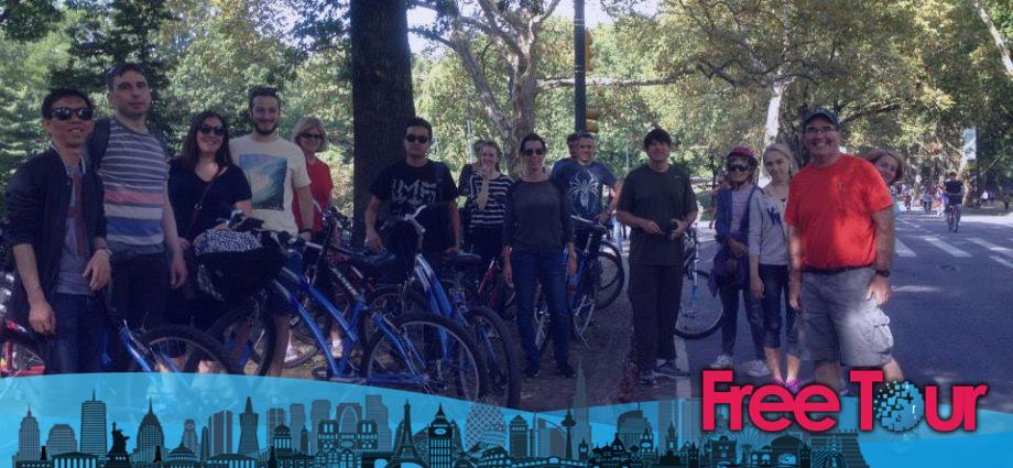 ¿Cuáles son las mejores excursiones en bicicleta en Central Park?