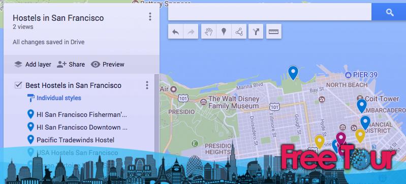 Cuáles son los mejores albergues de San Francisco