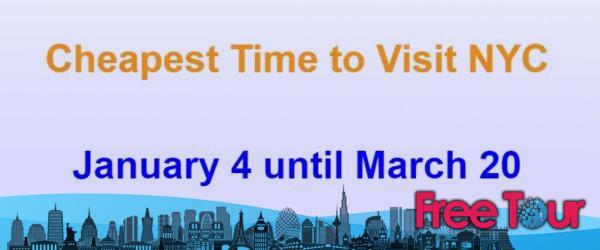 cuando es el momento mas barato para viajar a nueva york - ¿Cuándo es el momento más barato para viajar a Nueva York?