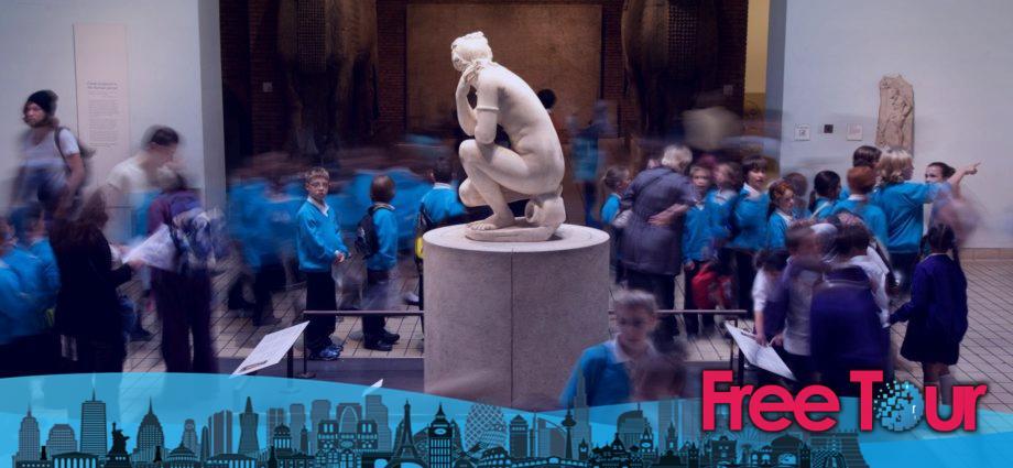 ¿Cuánto cuesta visitar el Museo Británico?