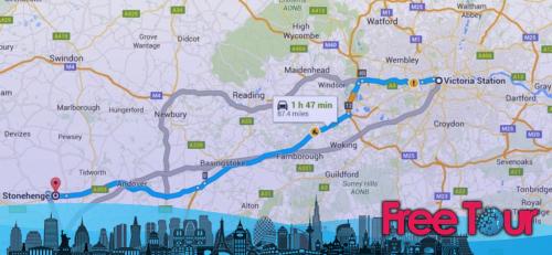 De Londres a Stonehenge   Cómo llegar hasta aquí