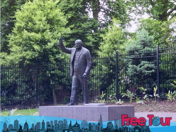 Debe visitar los monumentos y memoriales de DC
