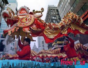 Desfile del Año Nuevo Chino en San Francisco