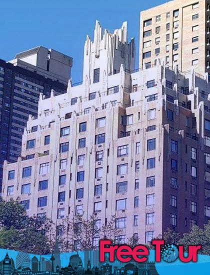 Dónde encontrar la estación de bomberos y el edificio de apartamentos Ghostbusters