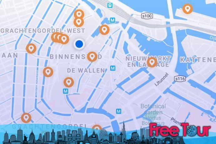 Dónde guardar el equipaje en Ámsterdam