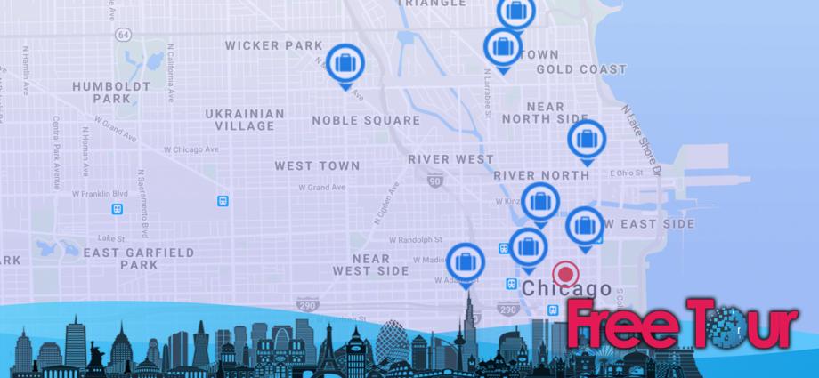 Dónde guardar su equipaje en Chicago
