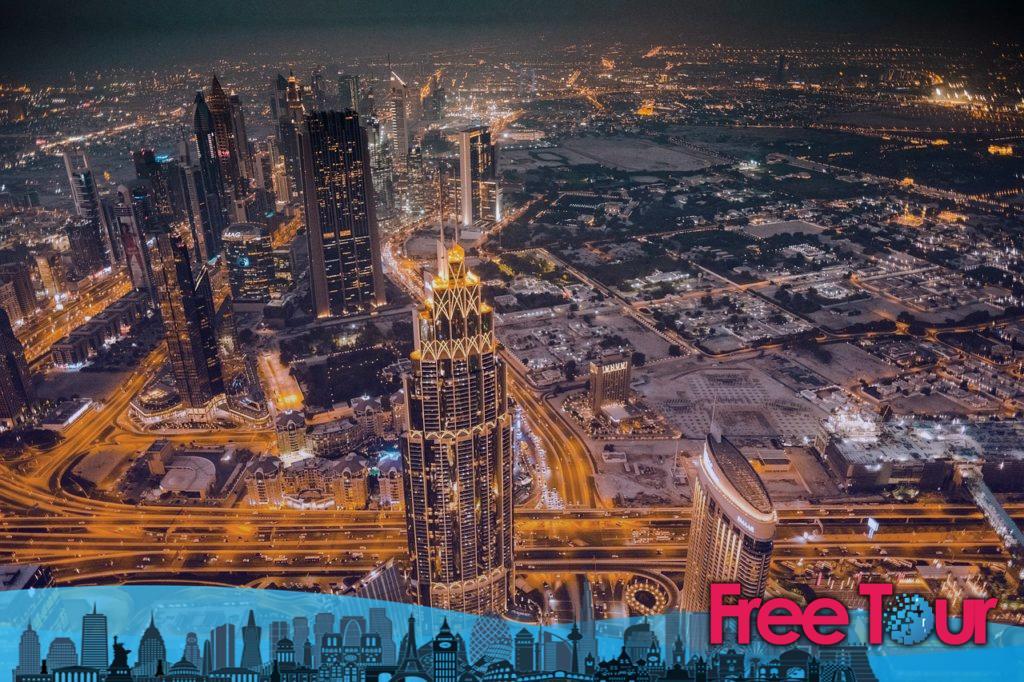 Dubai y las empresas