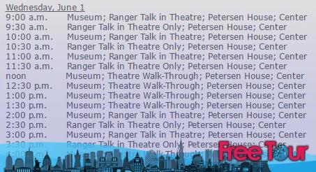 Entradas Ford's Theatre Museum y Tours Plus Peterson House
