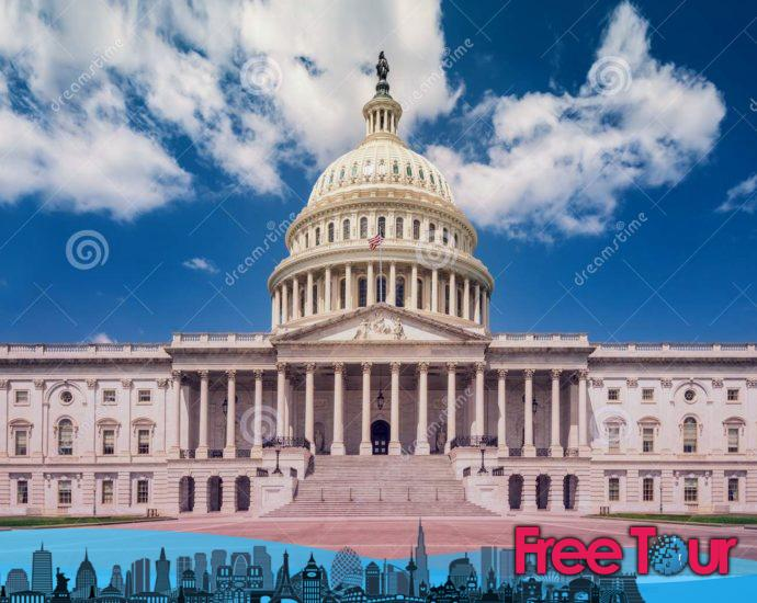 ¿Es el Capitolio el edificio más alto de Washington?