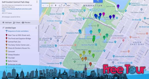 Mapa y Guías de los Barrios de la Ciudad de Nueva York