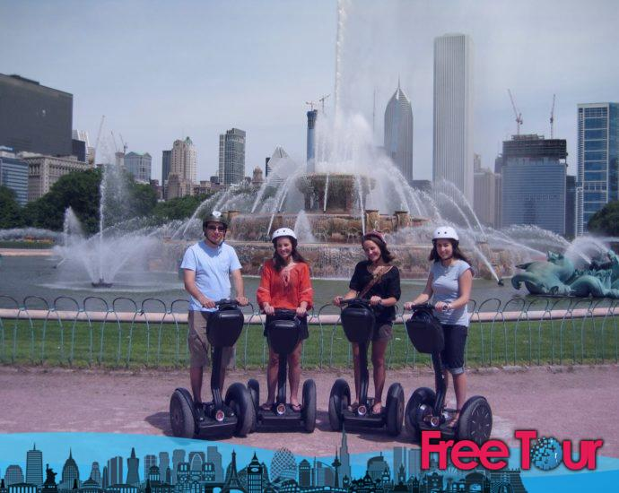Excursiones en Segway por Chicago