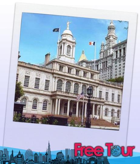 Excursiones por el Ayuntamiento de Nueva York