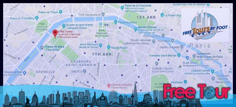explicacion de las 5 opciones de entradas para la torre eiffel 4 - Explicación de las 5 opciones de entradas para la Torre Eiffel